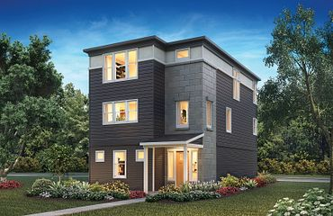 Crescendo at Central Park Plan 2203 Elevation C