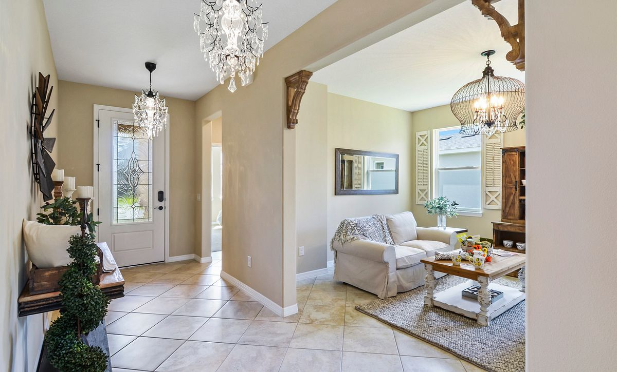 Trilogy at Ocala Preserve Declare Foyer