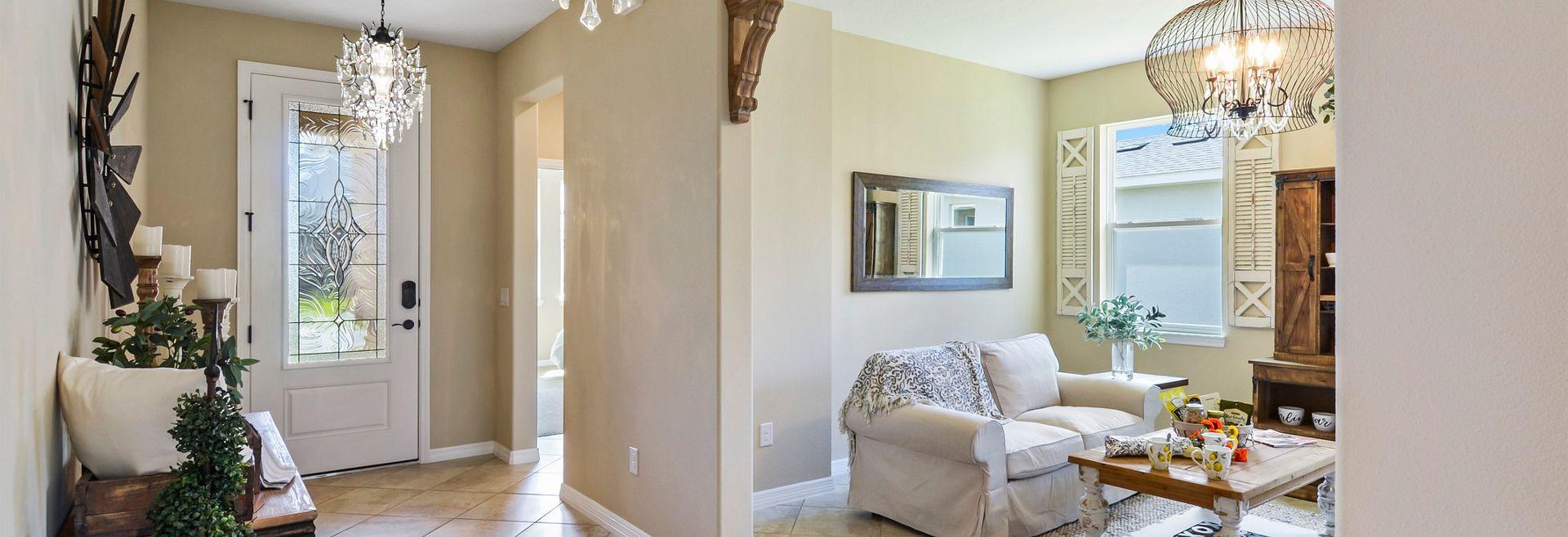 Trilogy at Ocala Preserve Declare Foyer