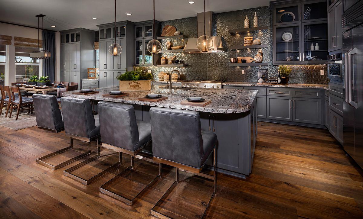 Vista Dorado Plan 4 Brentwood Kitchen