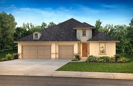 Harmony Plan 5029 Elevation French Country
