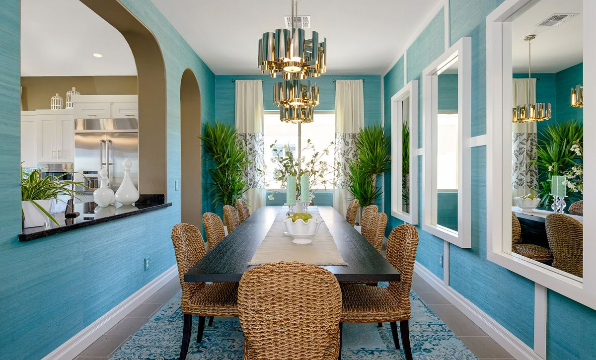 Create Model Dining Room