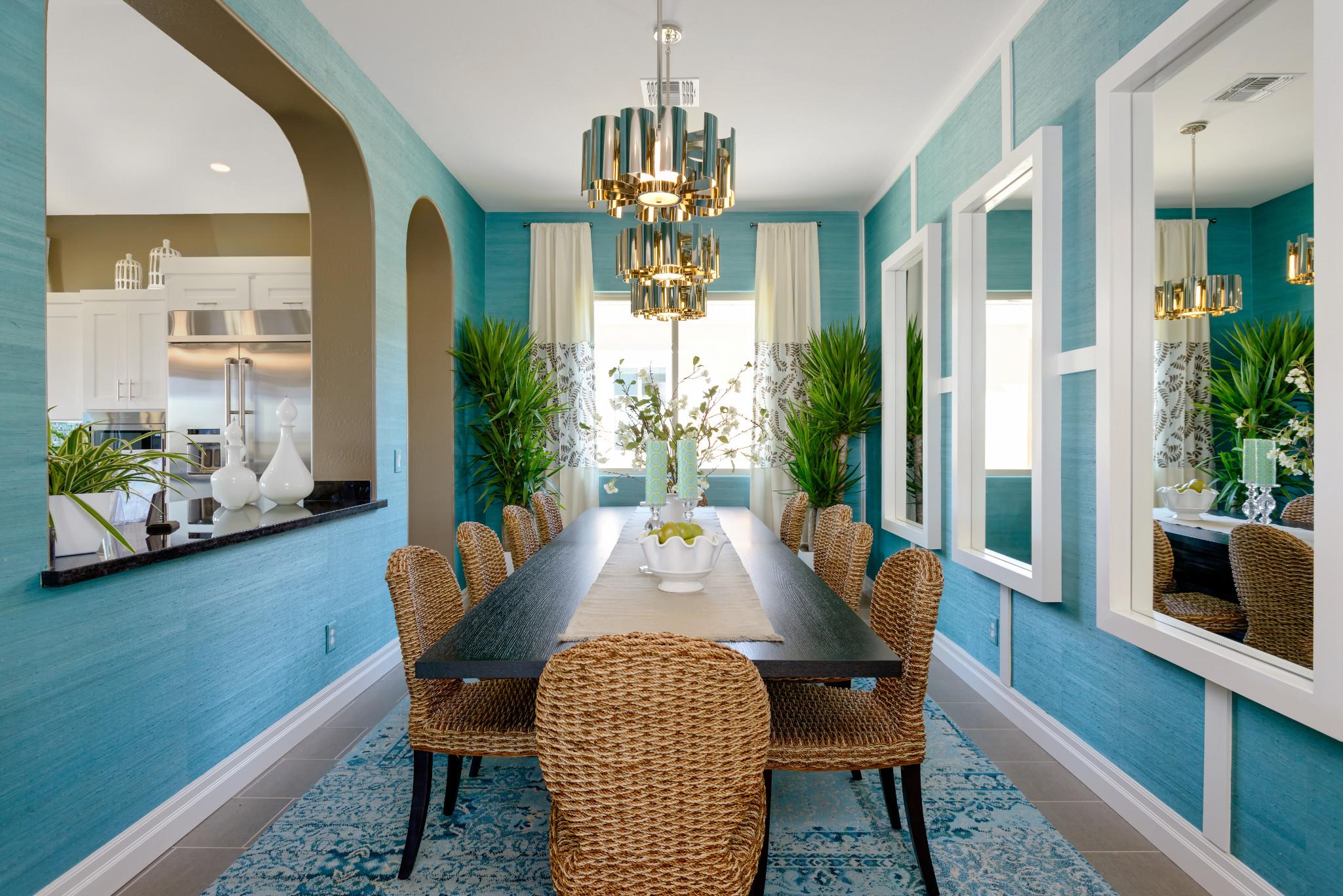 Create Model Dining Room