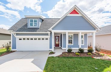 Trilogy Lake Norman Quick Move In Connect Plan Exterior