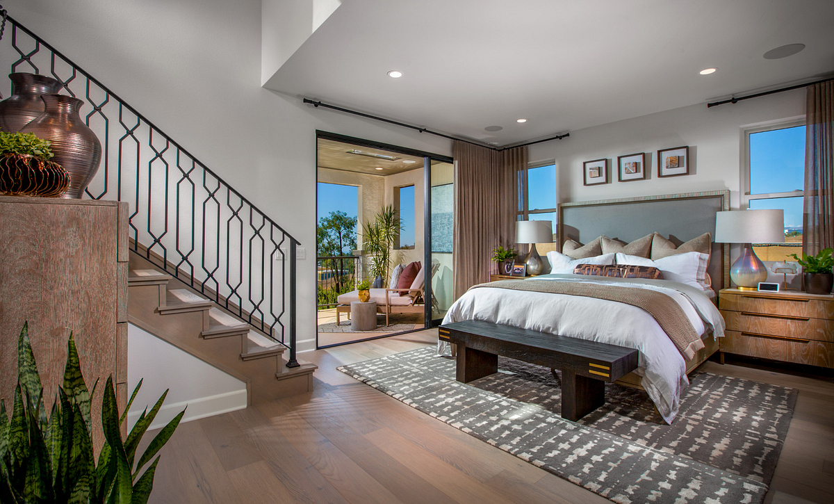 Teresina Plan 2X Master Bedroom