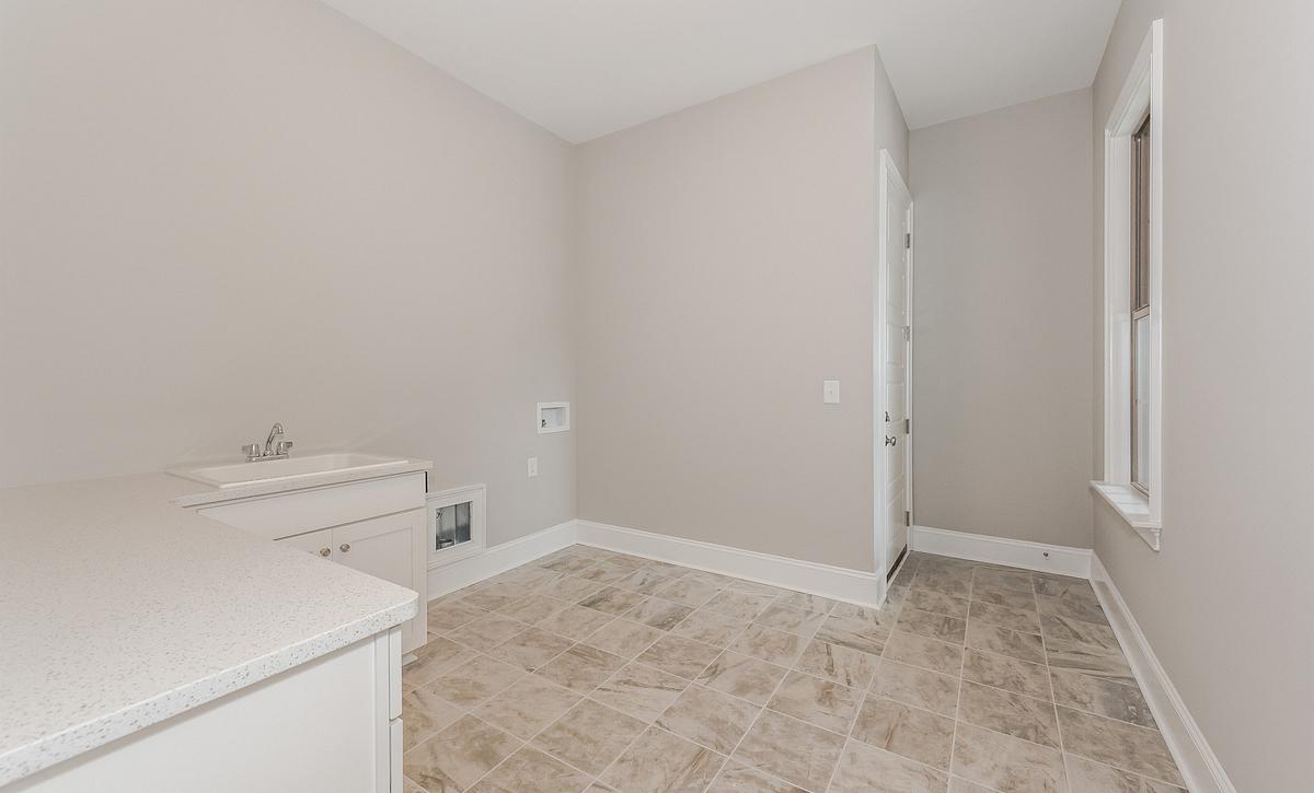 Sullivan plan Laundry Room