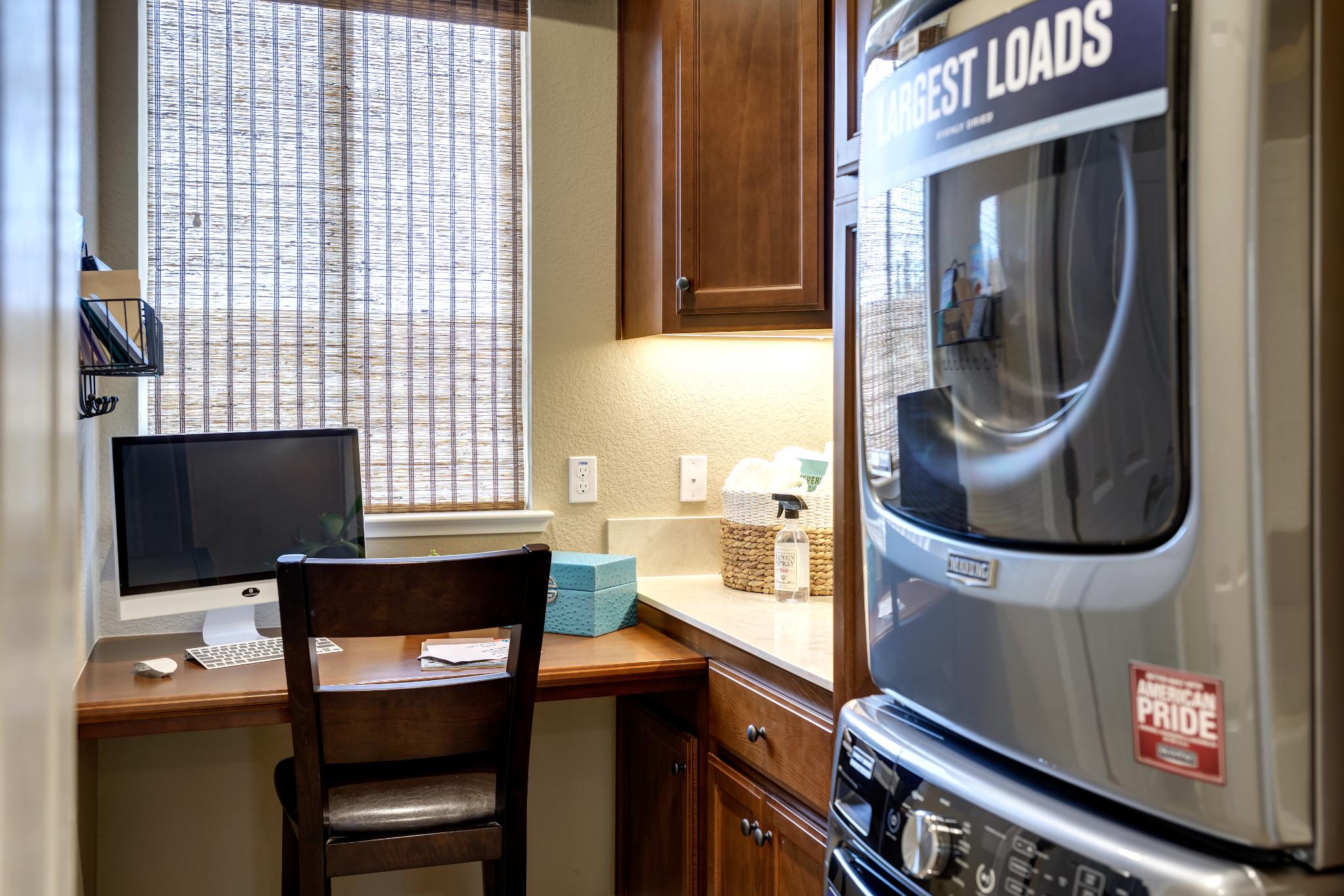 Trilogy Rio Vista Reflect Laundry Room