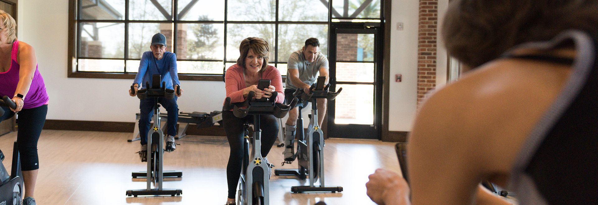 Movement Studio Spin Class