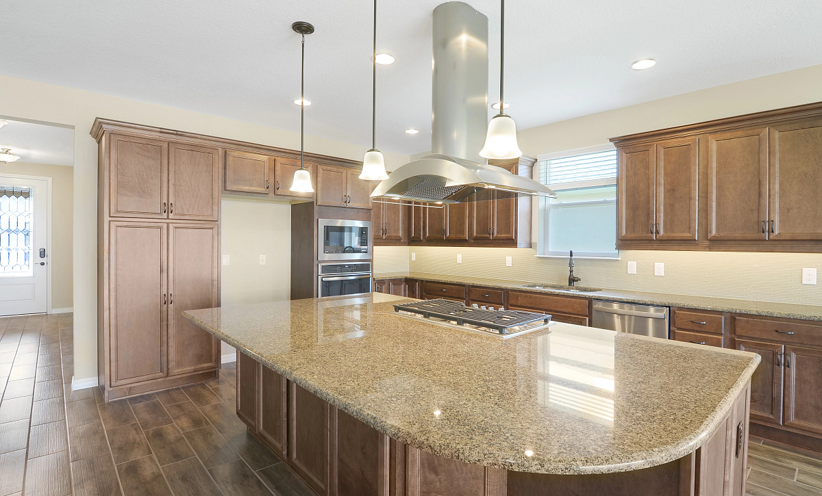 Trilogy at Ocala Preserve Quick Move In Home Refresh Plan Kitchen