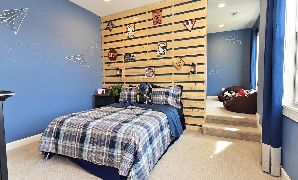Avalon plan Bedroom 2