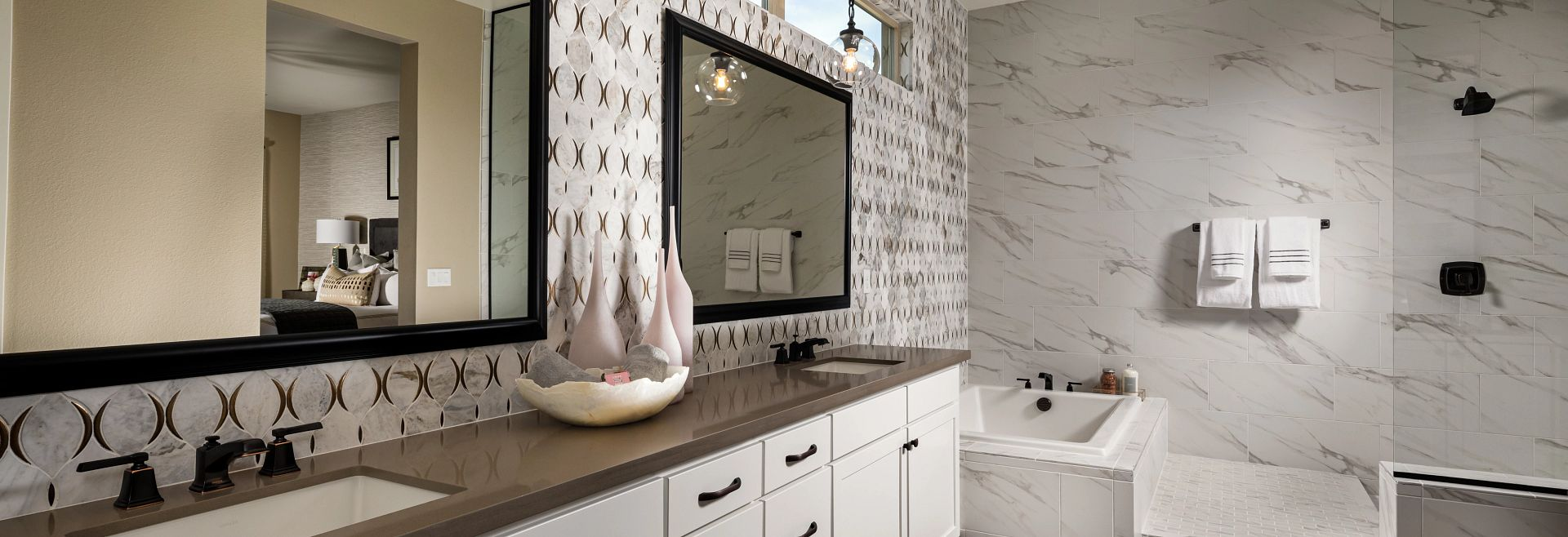 Trilogy Summerlin Luster Master Bath