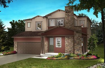 Shea3D Colliers Hill Plan 402 Exterior A