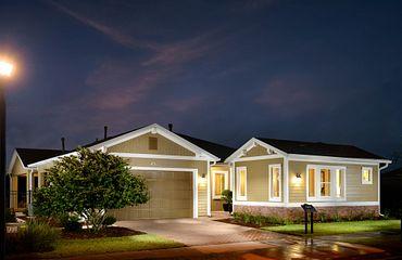 Trilogy Orlando Imagine Model Home Exterior