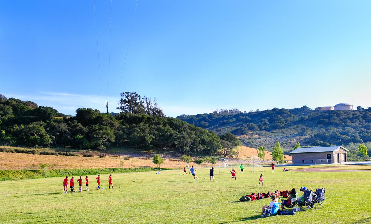 Shea Homes Rice Ranch Soccer Field