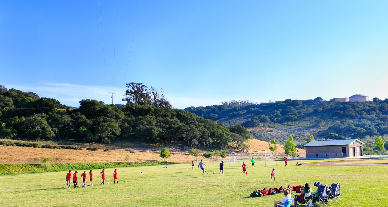 Soccer Fields at Rice Ranch
