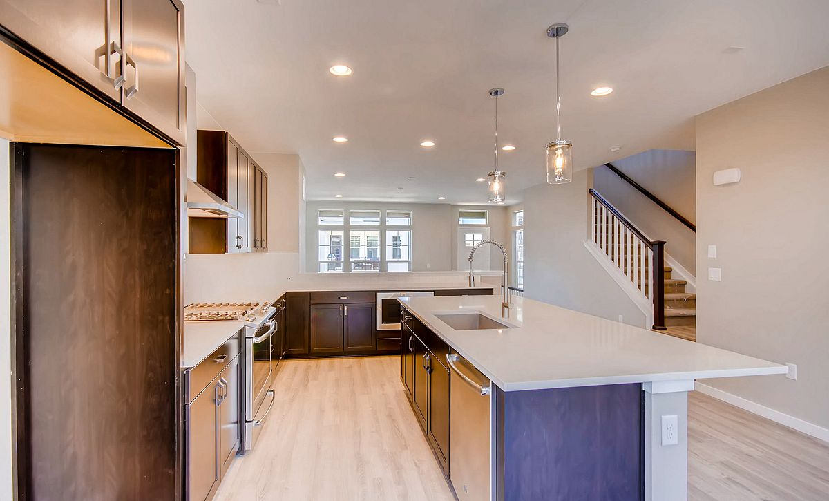 Crescendo at Central Park Plan 2204 Kitchen