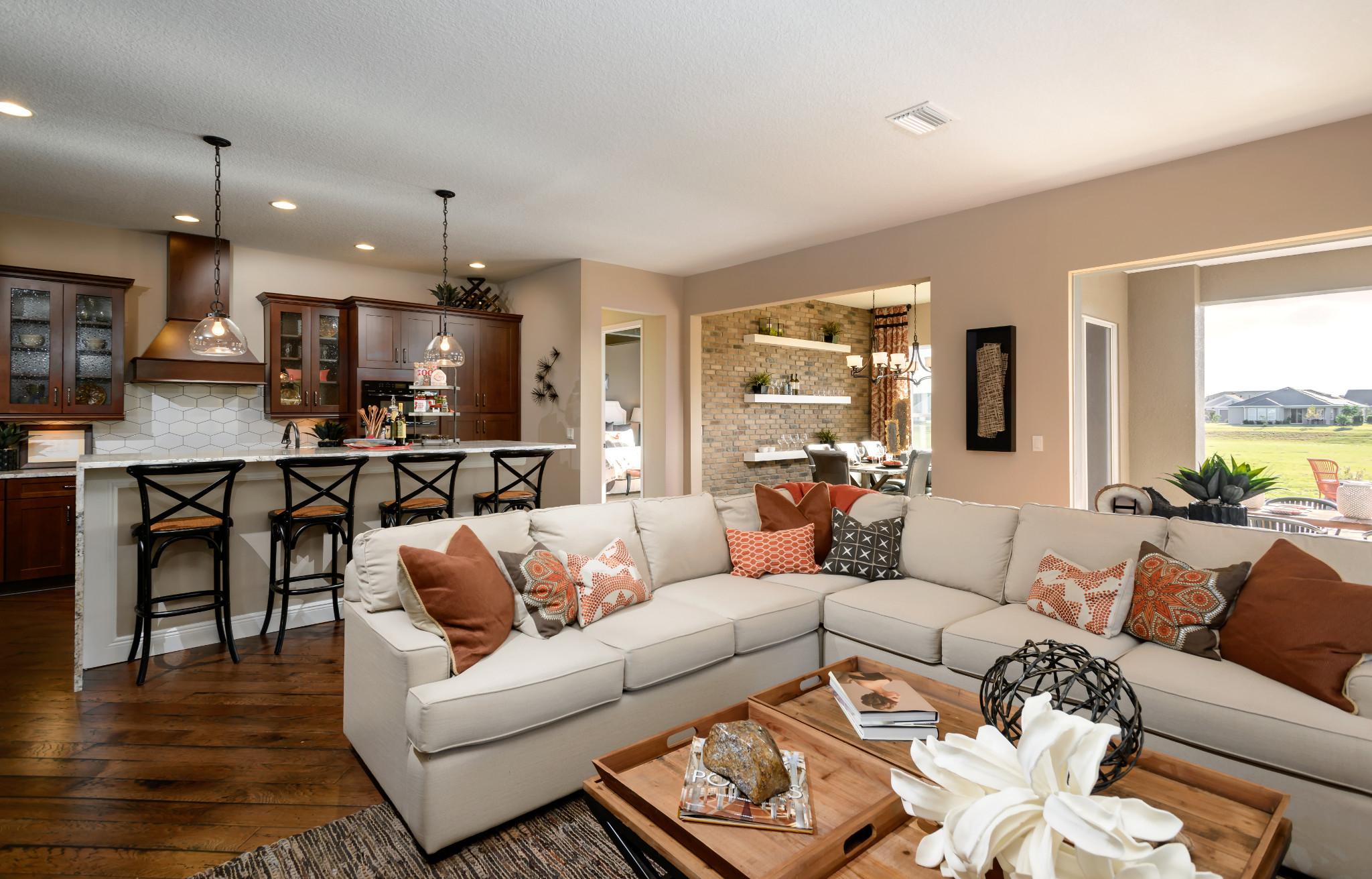 Trilogy Orlando Enchant Plan Great Room