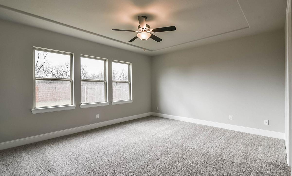 Harper's Preserve Plan 5069 Primary Bedroom