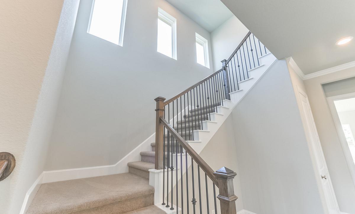 Cane Island Plan 6040 Staircase