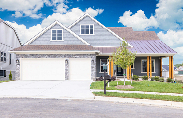 Trilogy at Lake Frederick Hensely Quick Move In Front Exterior