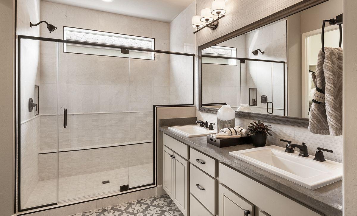 Montage Model Master Bathroom