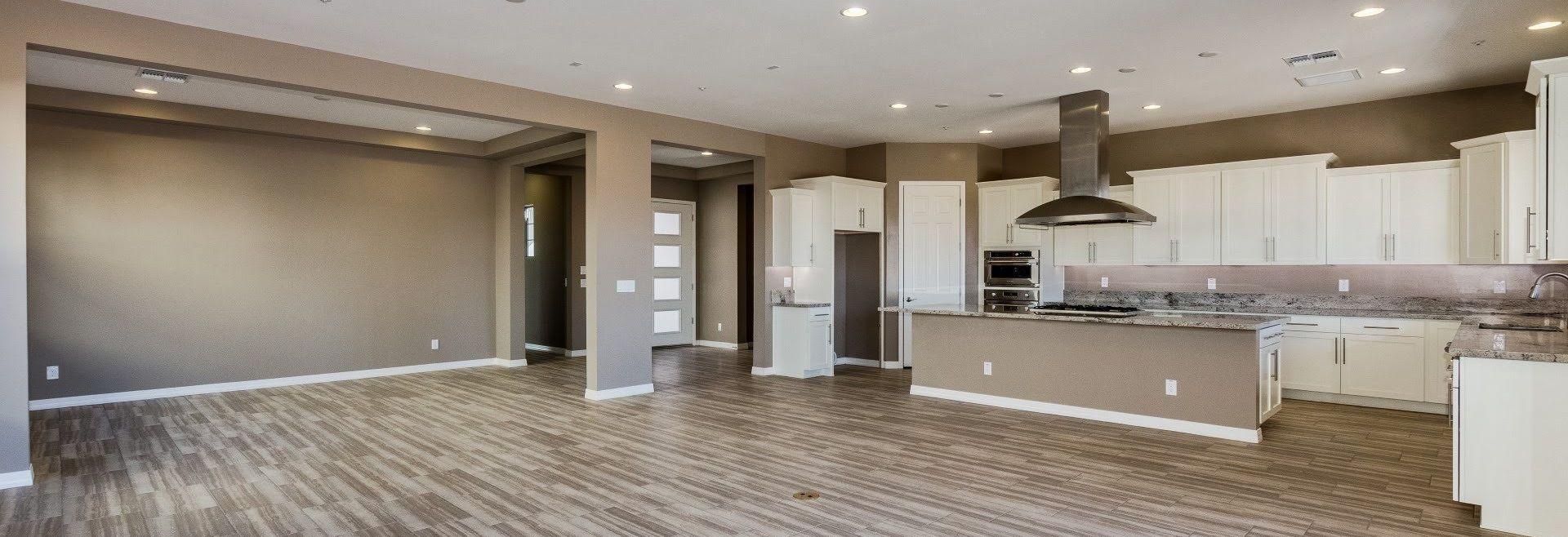 Homesite 6 Kitchen, Dining, and Great Room