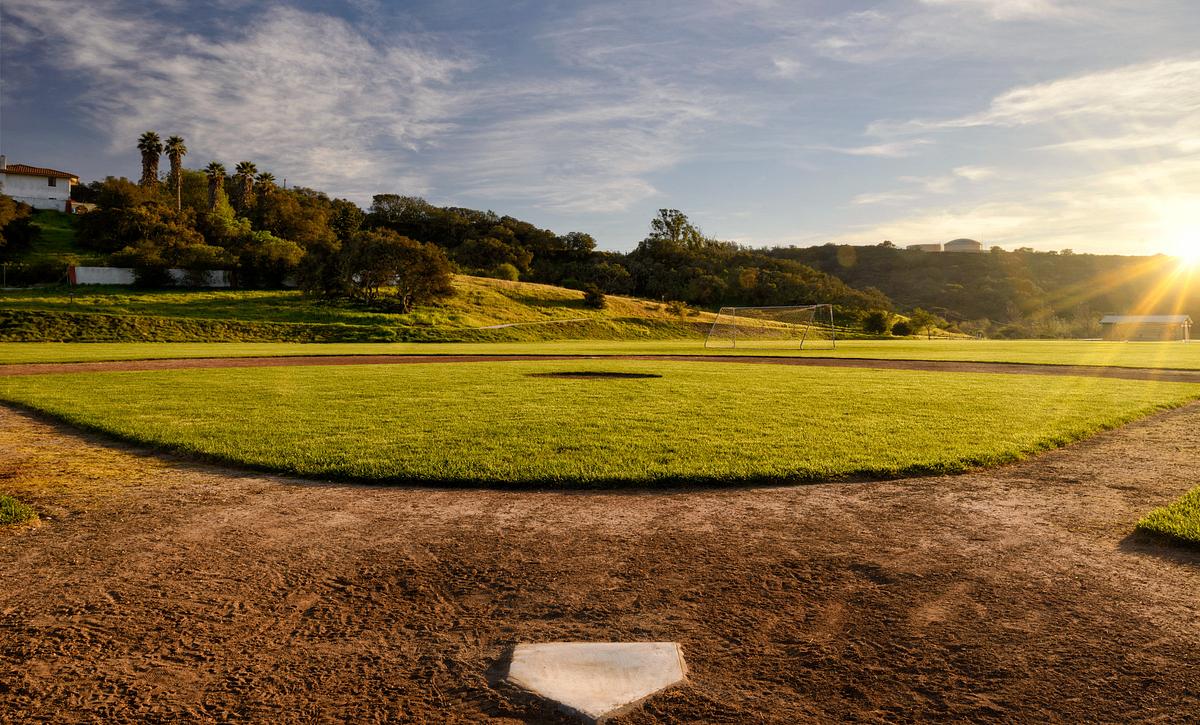 Shea Homes Rice Ranch Baseball Field