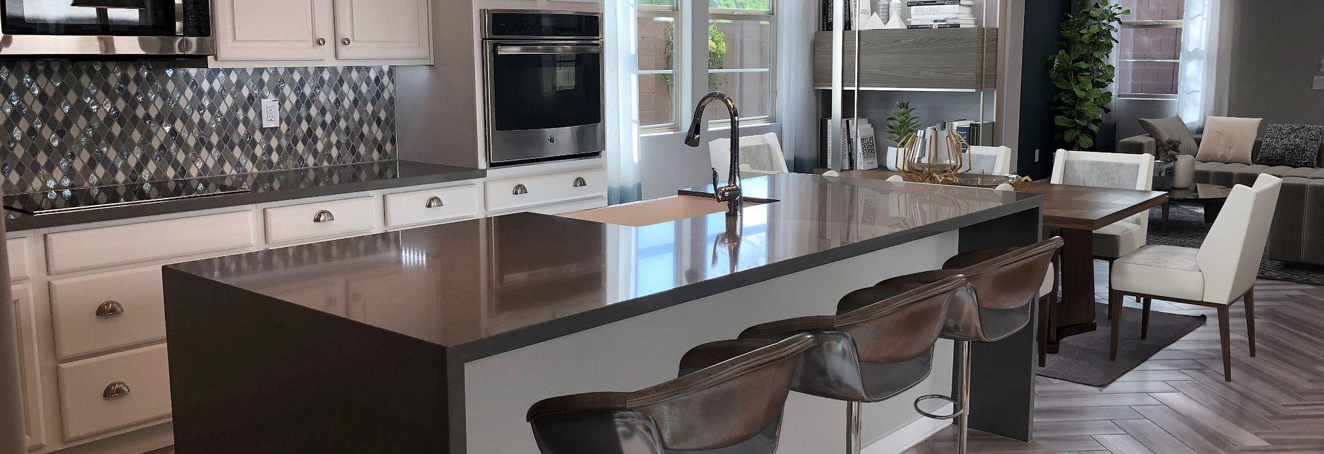 24 North Homesite 20 Kitchen