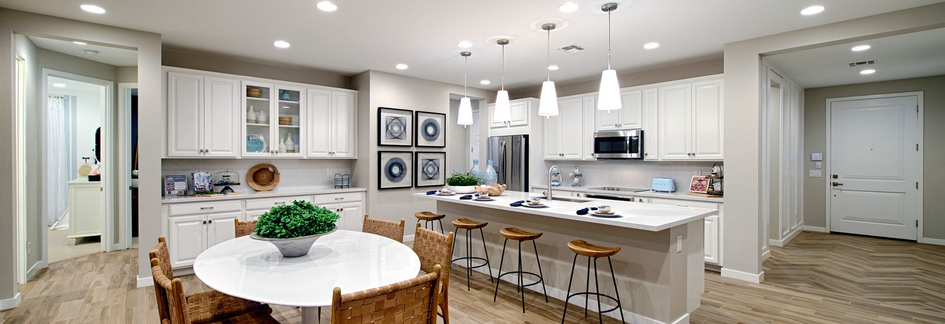 Plan 4012 Kitchen