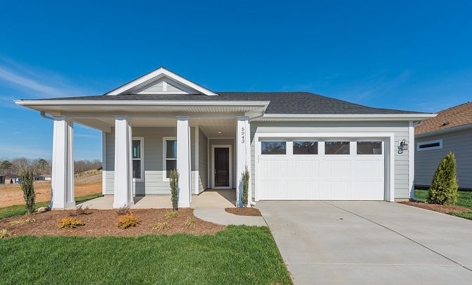Trilogy Lake Norman Quick Move In Homes Graham Exterior
