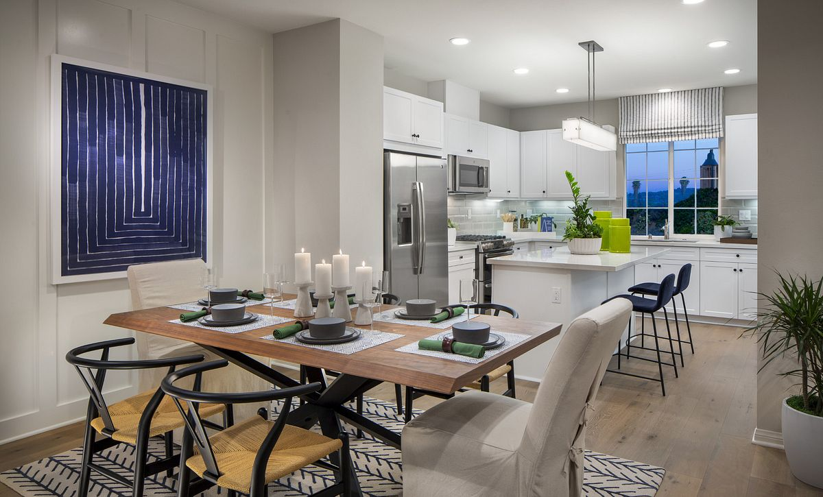 Skylark Plan 2 Dining/Kitchen