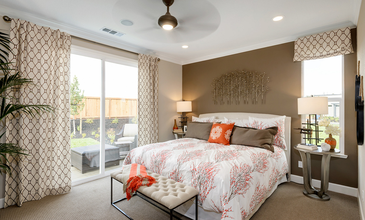 Trilogy Rio Vista Solana Master Bedroom