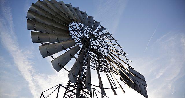 Windmill. Citron at The Grove in Camarillo, CA