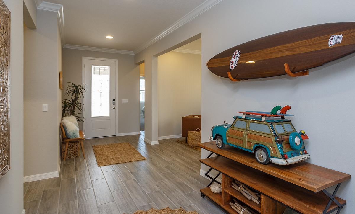 Trilogy Orlando Liberty Model Home Foyer