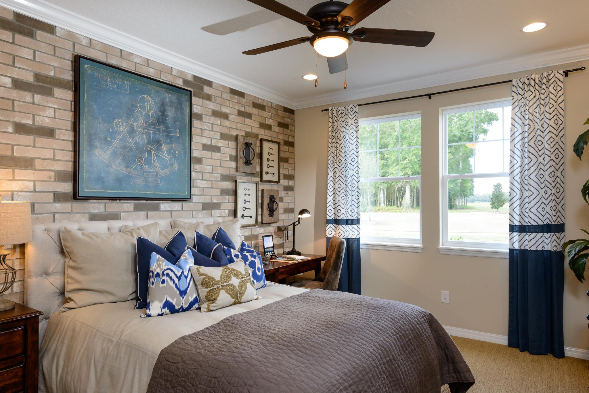 Trilogy at Ocala Preserve Refresh Model Guest Bed