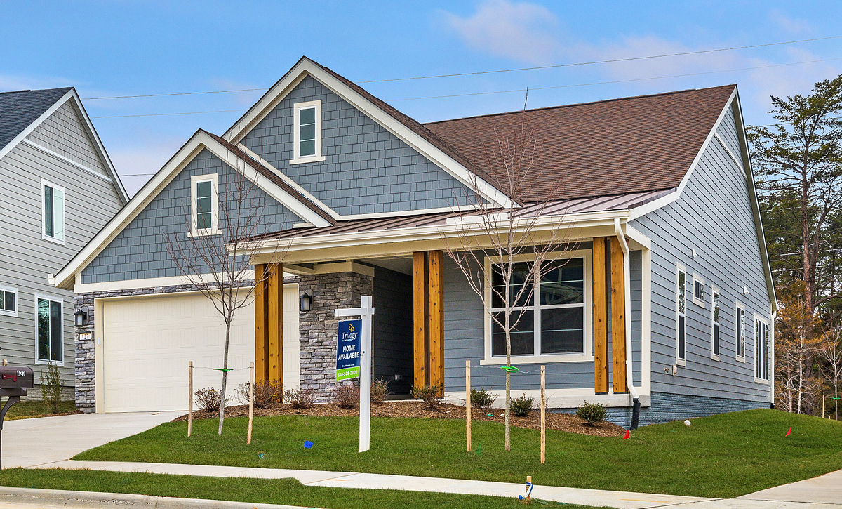 Trilogy at Lake Fredrick Quick Move In Refresh Plan Exterior