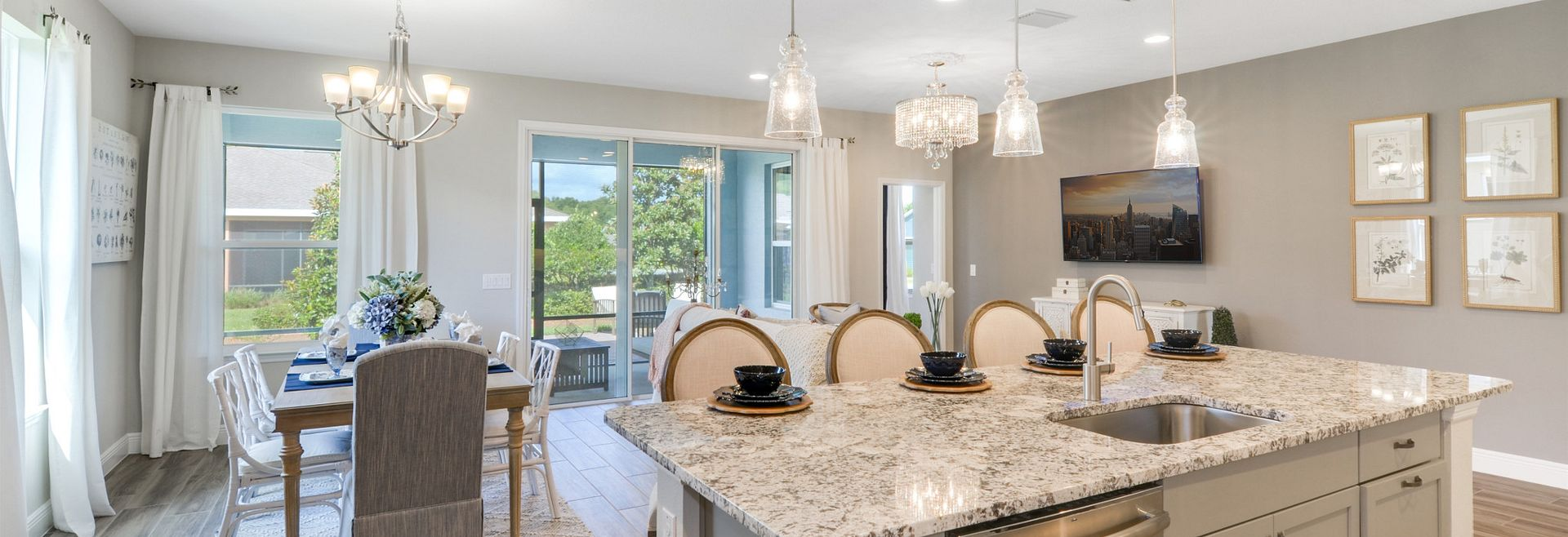 Trilogy at Ocala Preserve Affirm Model Home