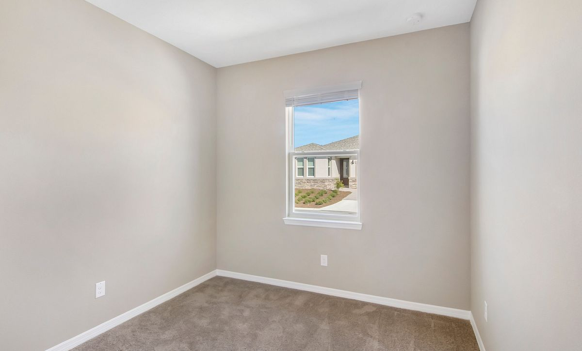 Trilogy at Ocala Preserve Quick Move In Home Muros Plan Guest Bed