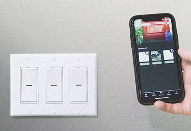idevice wall switch