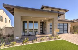 Homesite 330 - Desert Contemporary exterior style