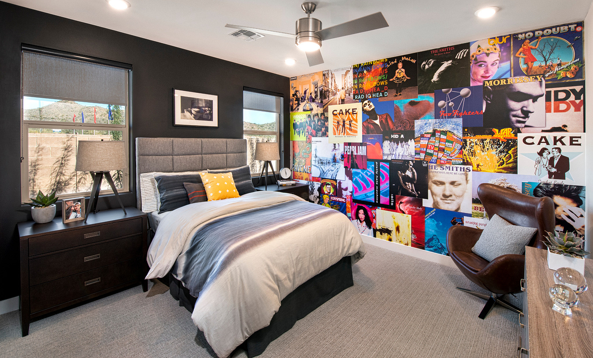 Ascent at Aloravita Plan 4013 Boys Bedroom