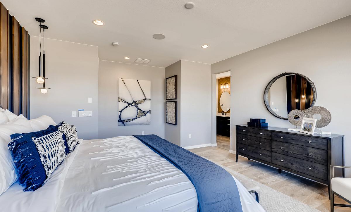 Solstice Stargaze Morningside Master Bedroom