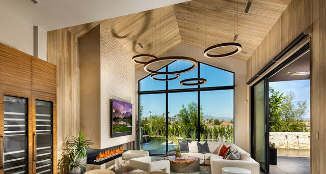Azure Residence One Great Room