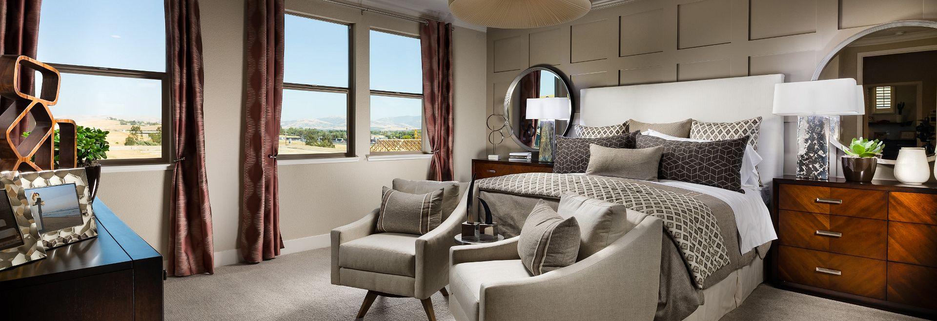 Harmony Plan 7 Sage Livermore Master Bedroom