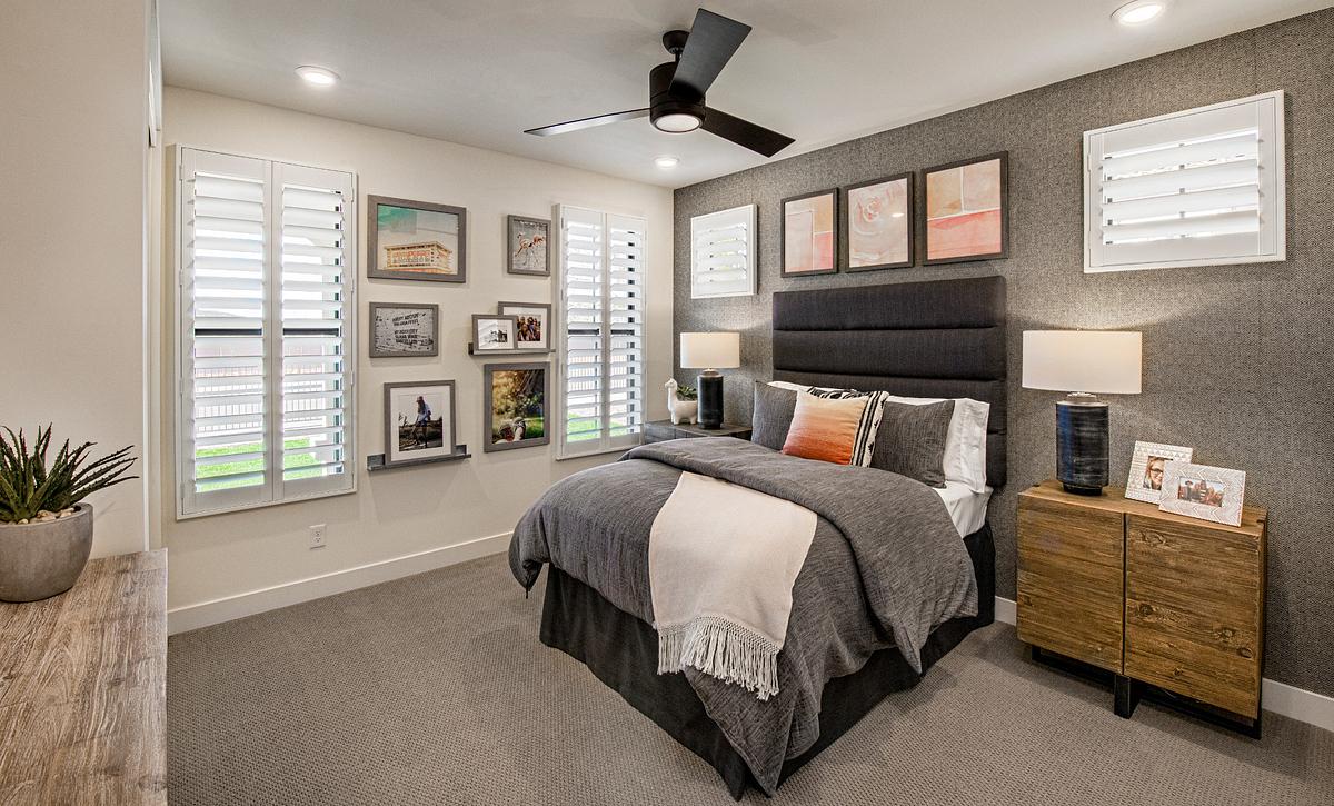 Ascent at Aloravita Plan 4014 Guest Bedroom