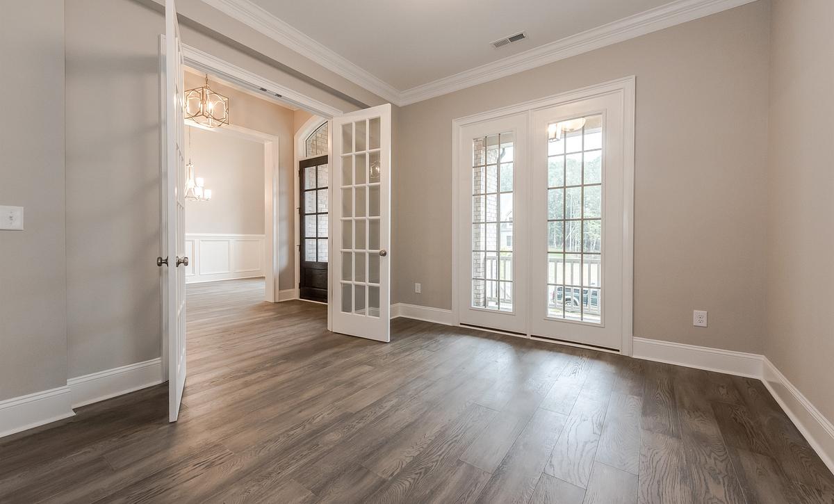 Sullivan plan living room