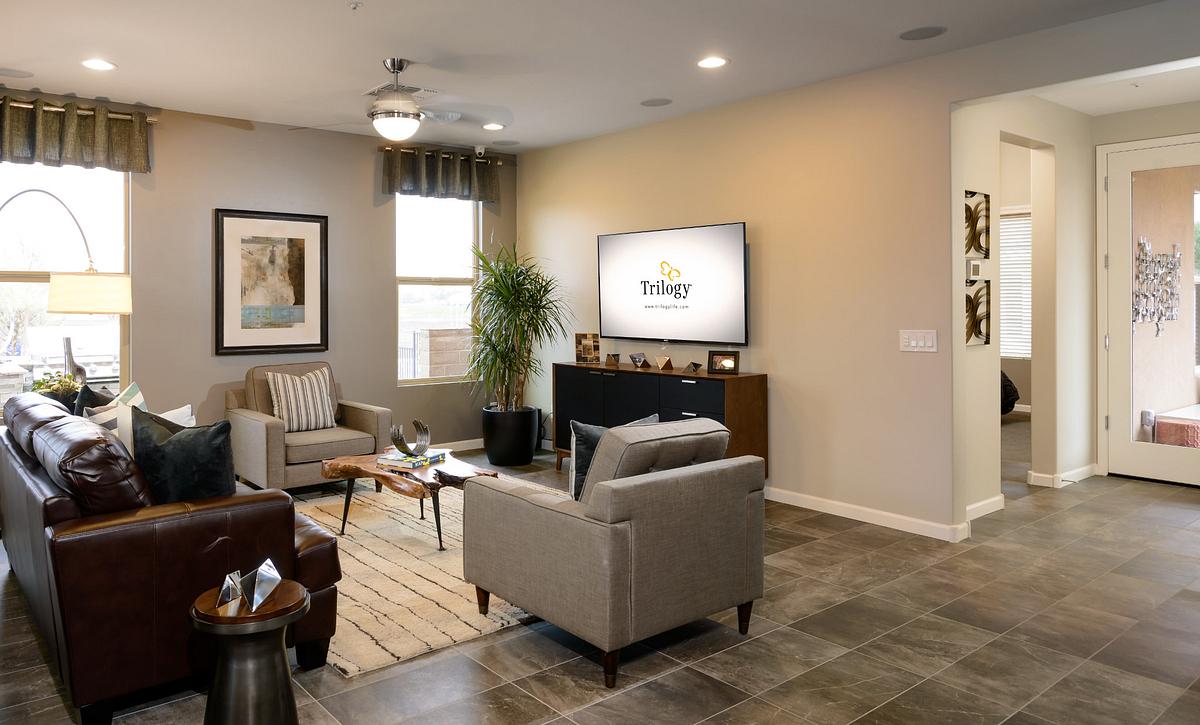 Optic Model Great Room