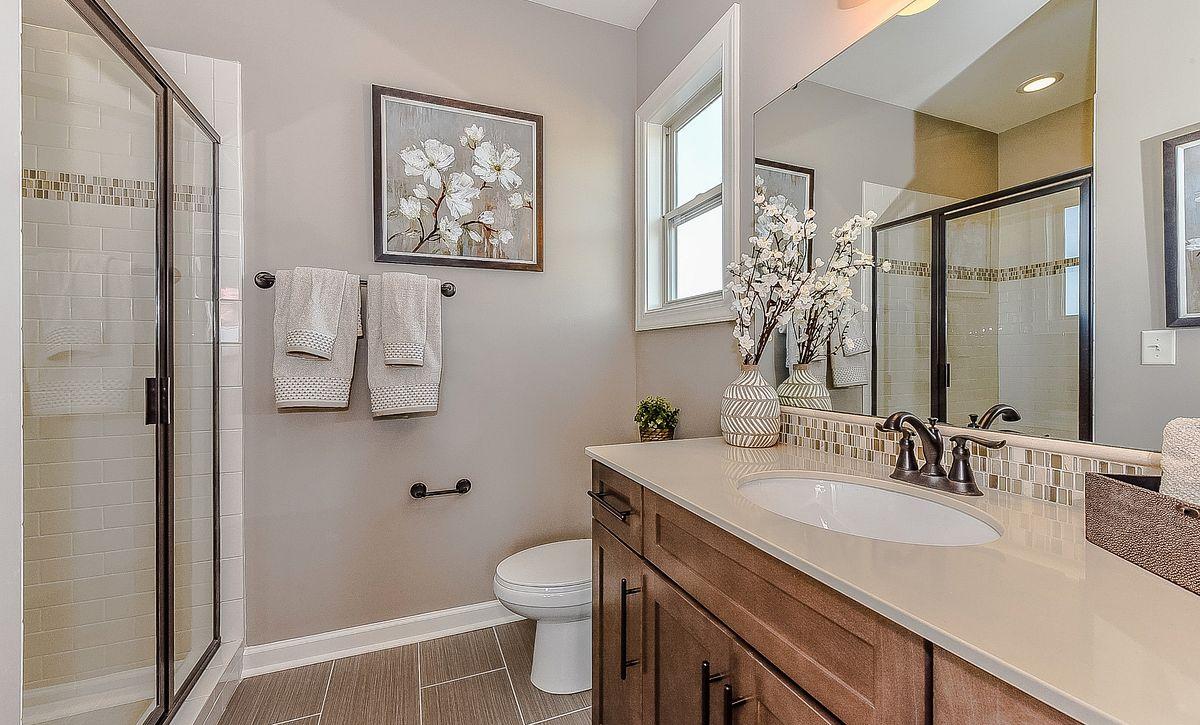 Hampton plan First-Floor Guest Suite