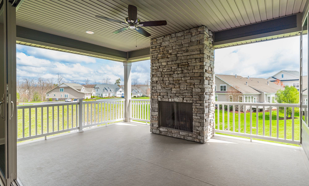 Trilogy at Lake Frederick Quick Move In Home Nice Plan Covered Patio