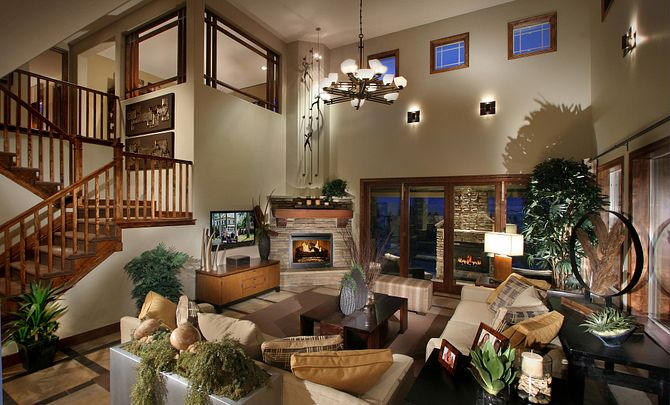 BackCountry Serenity Star Great Room